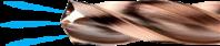 Solid Carbid 3 Flute drill HF
